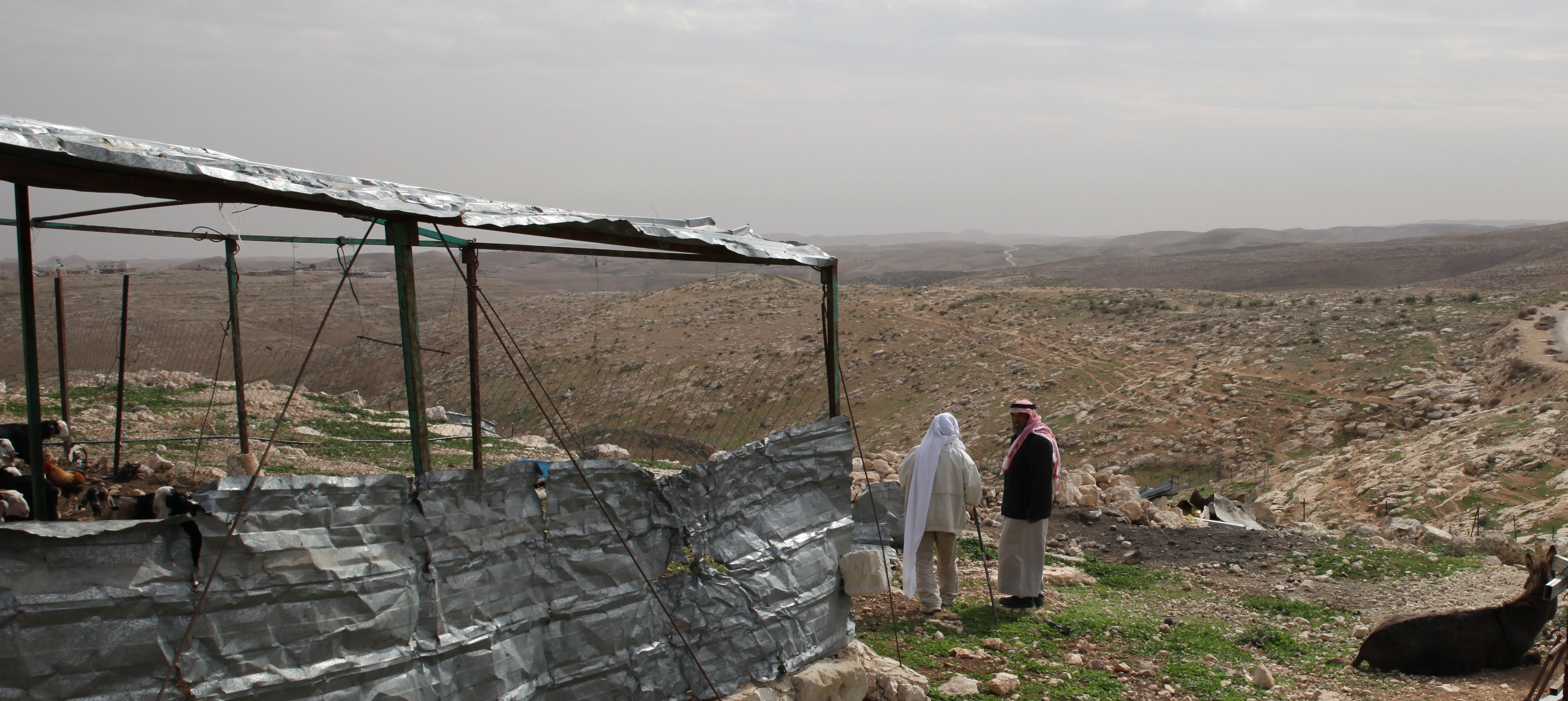 BeduinSetlement